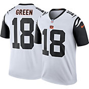 Nike Men's Color Rush 2016 Cincinnati Bengals A.J. Green #18 Legend Game Jersey