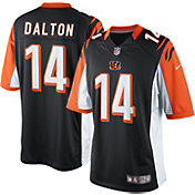 Nike Men's Home Limited Jersey Cincinnati Bengals Andy Dalton #14
