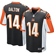 Nike Men's Home Game Jersey Cincinnati Bengals Andy Dalton #14