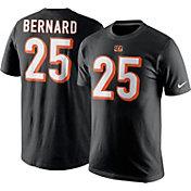 Nike Men's Cincinnati Bengals Giovani Bernard #25 Pride Black T-Shirt