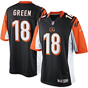Nike Men's Home Limited Jersey Cincinnati Bengals A.J. Green #18