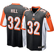 Nike Men's Home Game Jersey Cincinnati Bengals Jeremy Hill #32