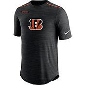 Nike Men's Cincinnati Bengals Sideline 2017 Player Black Top