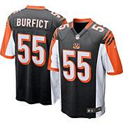 Nike Men's Home Game Jersey Cincinnati Bengals Vontaze Burfict #55