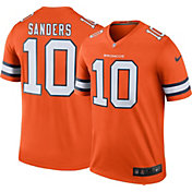 Nike Men's Color Rush Denver Broncos Emmanuel Sanders #10 Legend Jersey Shirt