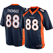 Nike Men's Alternate Limited Jersey Denver Broncos Demaryius Thomas #88