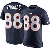 Nike Men's Denver Broncos Demaryius Thomas #88 Navy T-Shirt