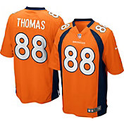 Nike Men's Home Game Jersey Denver Broncos Demaryius Thomas #88