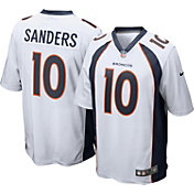 Nike Men's Away Game Denver Broncos Emmanuel Sanders #10 Jersey