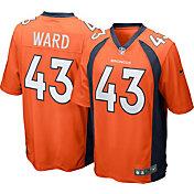 Nike Men's Home Game Jersey Denver Broncos T.J. Ward #43