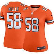 Nike Men's Color Rush 2017 Legend Jersey Denver Broncos Von Miller #58