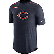 Nike Men's Chicago Bears Sideline 2017 Player Navy Top