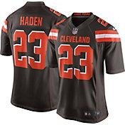 Nike Men's Home Game Jersey Cleveland Browns Joe Haden #23