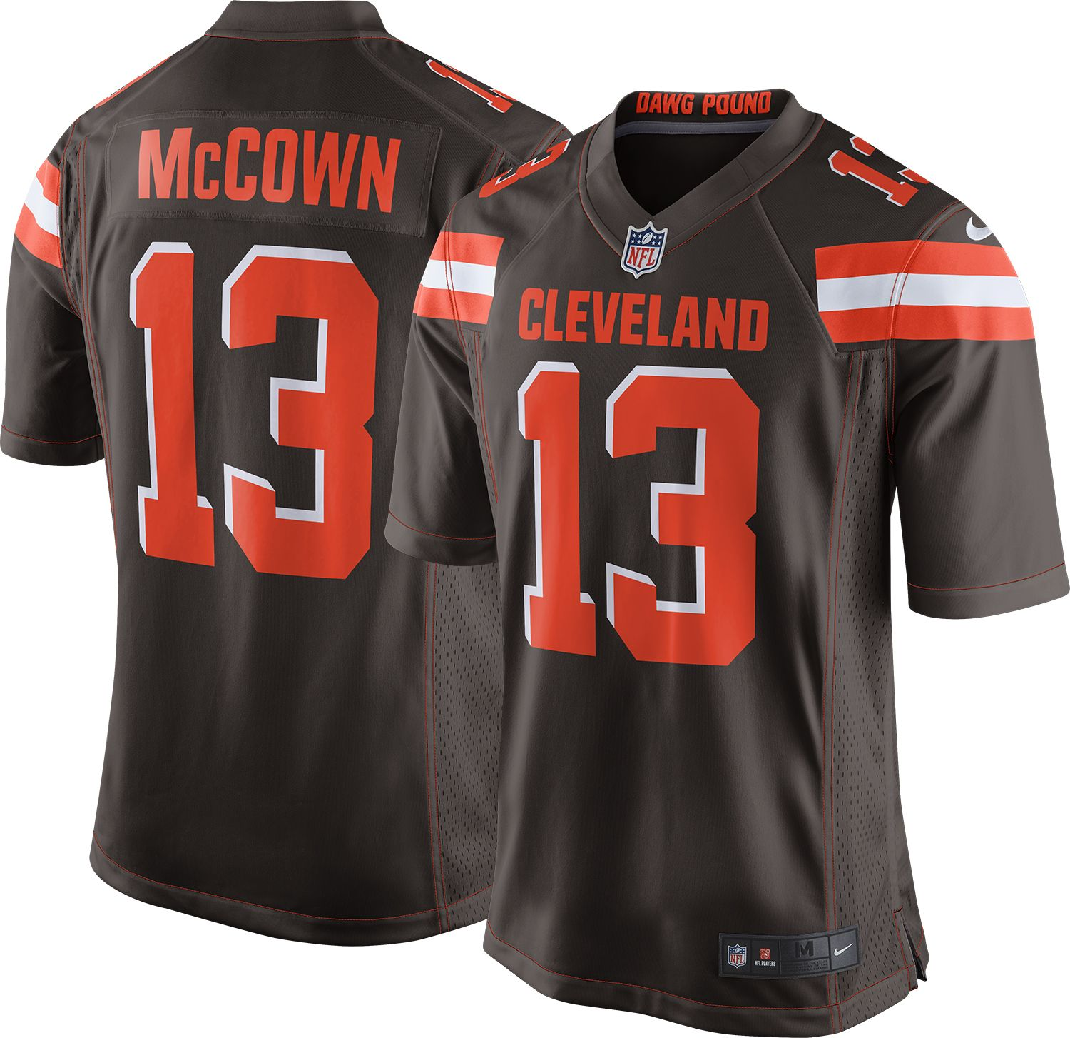 josh mccown color rush jersey