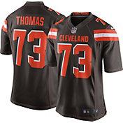 Nike Men's Home Game Jersey Cleveland Browns Joe Thomas #73