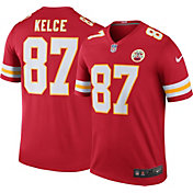 Nike Men's Color Rush 2016 Kansas City Chiefs Travis Kelce #87 Legend Game Jersey