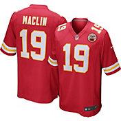 Nike Men's Home Game Jersey Kansas City Chiefs Jeremy Maclin #19