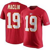 Nike Men's Kansas City Chiefs Jeremy Maclin #19 Pride Red T-Shirt