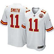 Nike Men's Away Game Jersey Kansas City Chiefs Alex Smith #11