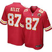Nike Men's Home Game Jersey Kansas City Chiefs Travis Kelce #87