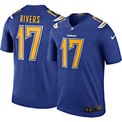 Nike Men's Color Rush San Diego Chargers Philip Rivers #17 Legend Jersey