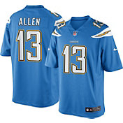 Nike Men's Alternate Limited Jersey Los Angeles Chargers Keenan Allen #13