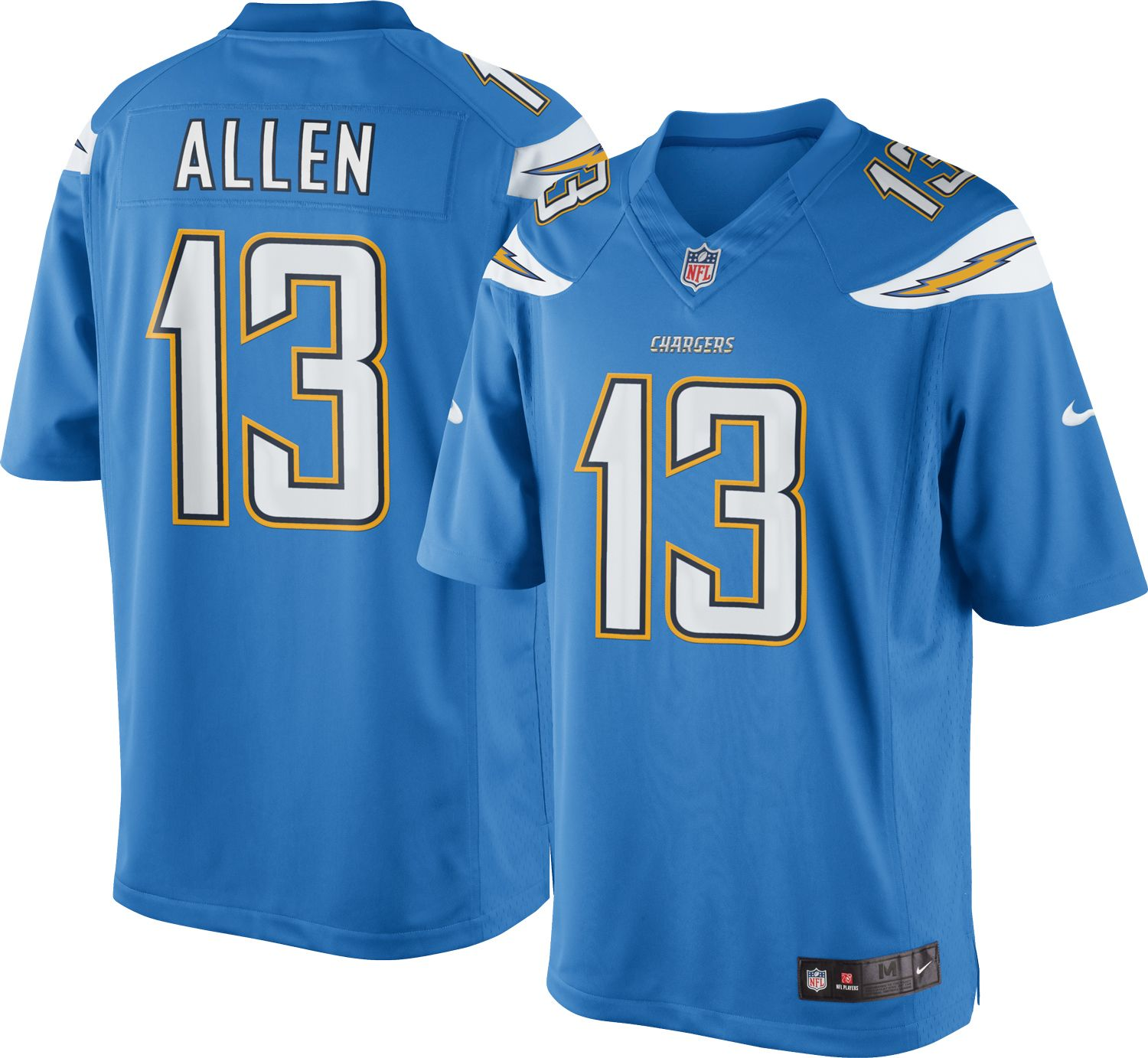 9ce1c2f7b5 ... Navy Blue Team Color Jersey Nike Mens Alternate Limited Jersey Los  Angeles Chargers Keen Keenan Allen Nike San ...