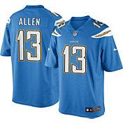 Nike Men's Alternate Limited Jersey Los Angeles Chargers Keenan Allen #13