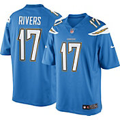 Nike Men's Alternate Limited Jersey Los Angeles Chargers Philip Rivers #17