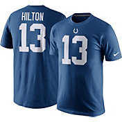 Nike Men's Indianapolis Colts T.Y. Hilton #13 Pride Blue T-Shirt