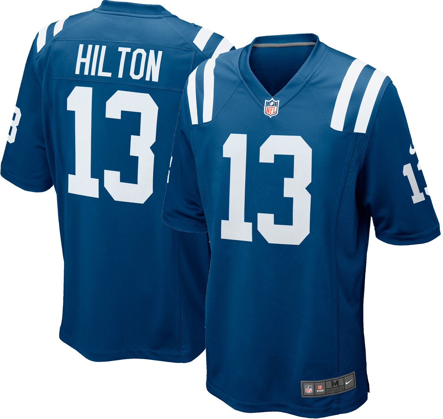 Nike Men s Home Game Jersey Indianapolis Colts T Y Hilton 13