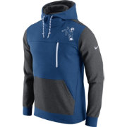Nike Men's Indianapolis Colts AV15 Fleece Blue Pullover Hoodie