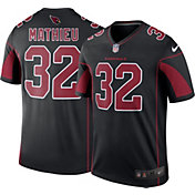 Nike Men's Color Rush Arizona Cardinals Tyrann Mathieu #32 Legend Jersey