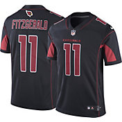 Nike Men's Color Rush 2016 Limited Jersey Arizona Cardinals Larry Fitzgerald #11
