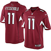 Nike Men's Home Limited Jersey Arizona Cardinals Larry Fitzgerald #11