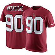 Nike Men's Arizona Cardinals Robert Nkemdiche #90 Pride Red T-Shirt