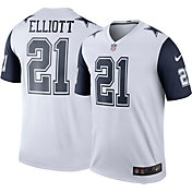 Nike Men's Color Rush 2016 Dallas Cowboys Ezekiel Elliott #21 Legend Game Jersey