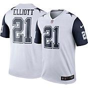 Nike Men's Color Rush Dallas Cowboys Ezekiel Elliott #21 Legend Jersey
