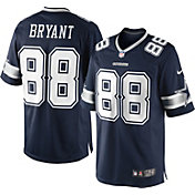 Nike Men's Home Limited Jersey Dallas Cowboys Dez Bryant #88
