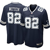 Nike Men's Home Game Jersey Dallas Cowboys Jason Witten #82