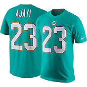 Nike Men's Miami Dolphins Jay Ajayi #23 Pride Aqua T-Shirt