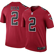 Nike Men's Color Rush 2016 Atlanta Falcons Matt Ryan #2 Legend Game Jersey