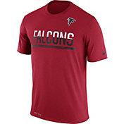 Nike Men's Atlanta Falcons Practice Red T-Shirt