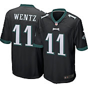 Nike Men's Alternate Game Jersey Philadelphia Eagles Carson Wentz #11