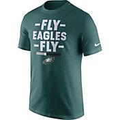 Nike Men's Philadelphia Eagles Local Verbiage Teal T-Shirt