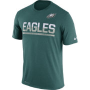 Nike Men's Philadelphia Eagles Practice Green T-Shirt