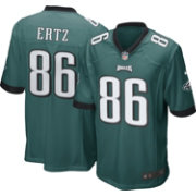 Nike Men's Home Game Jersey Philadelphia Eagles Zach Ertz #86