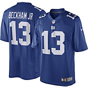 Nike Men's Home Limited Jersey New York Giants Odell Beckham Jr. #13