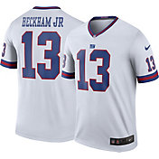 Nike Men's Color Rush New York Giants Odell Beckham Jr. #13 Legend Jersey