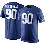 Nike Men's New York Giants Jason Pierre-Paul #90 Pride Royal T-Shirt